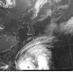 台風情報。