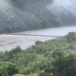 《注意!!》大雨時の沈下橋